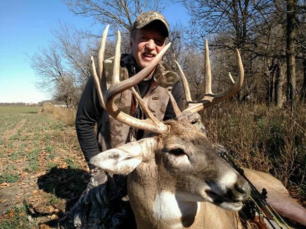 Beamers Guide Service: Nebraska Muzzleloader Deer Hunt (5-Day Semi-Guided)