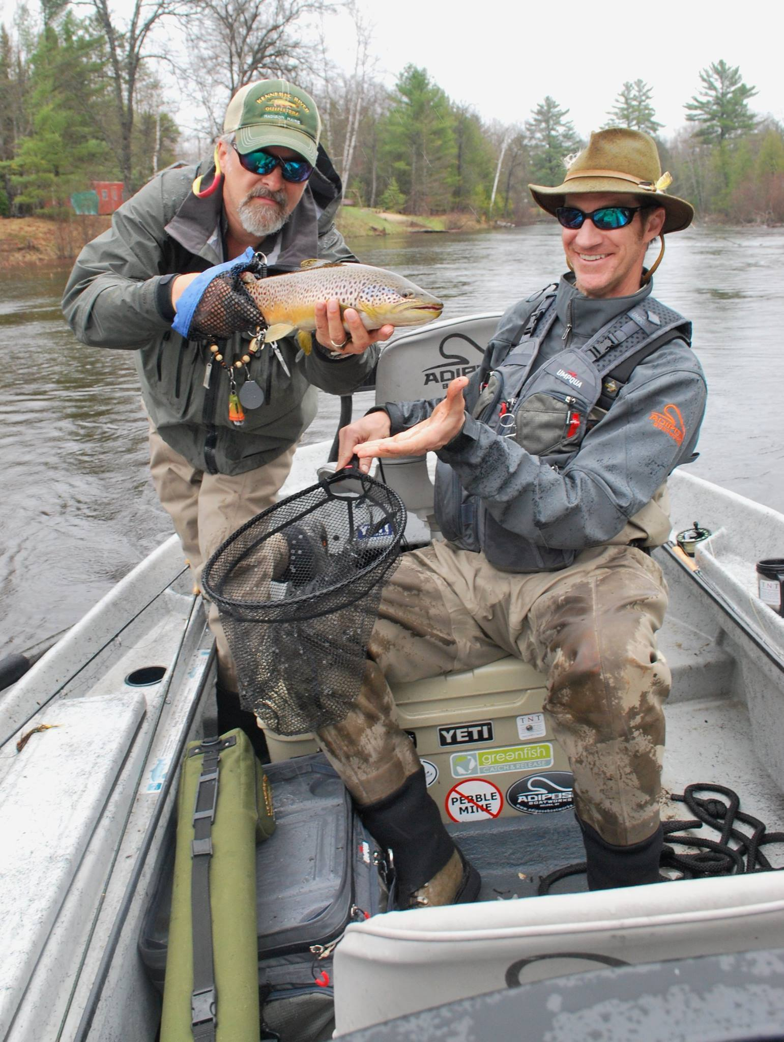 True North Trout: Full Day Float Trips
