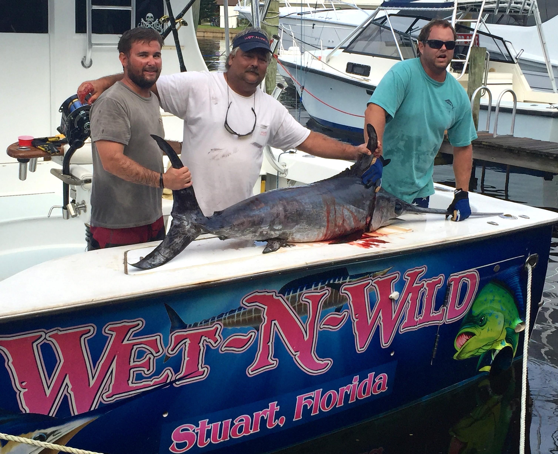 Wet N Wild Sport Fishing: Day Time SWord