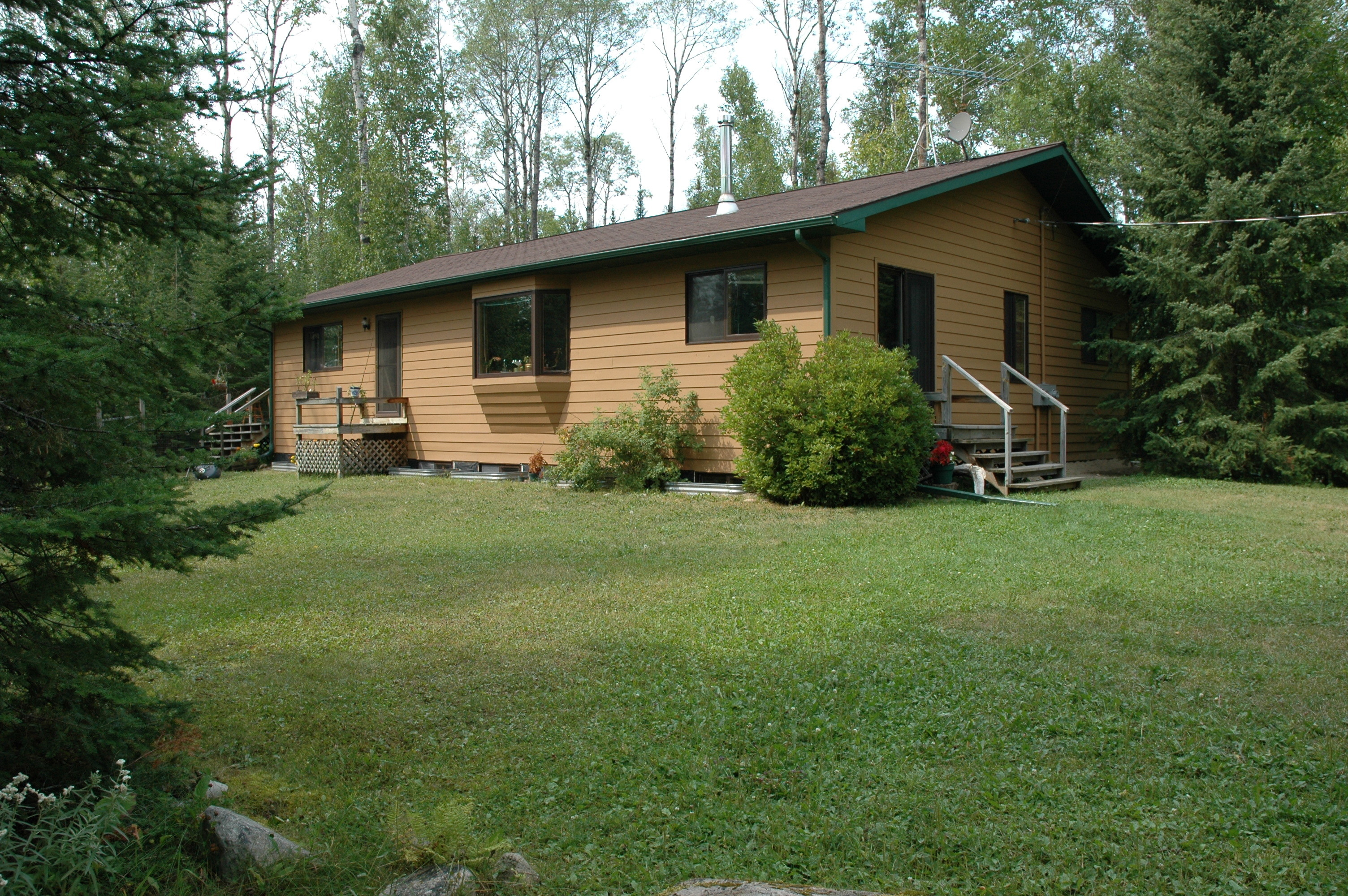 Everett Bay Lodge On Lake Vermilion: Rental Cabin 1