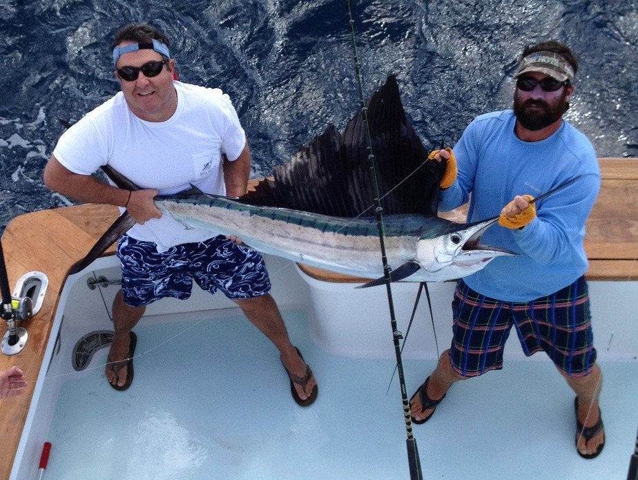 A Salt Weapon Sportfishing Charters: Offshore Full Day