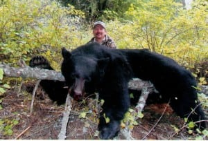 Bungalow Outfitters Llc: Spring & Fall Bear Hunts