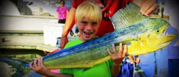 Charleston Sport Fishing Charters: 3/4 Day Charter