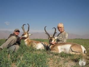 G And J Outdoor Enterprises: Antelope Hunt