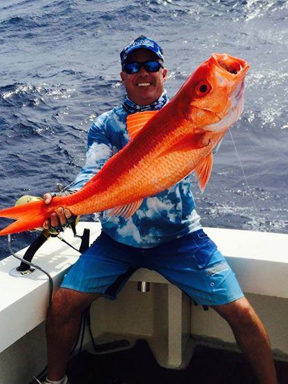 Tailwalker Charters: Tailwalker 2  1/2 Day Reef