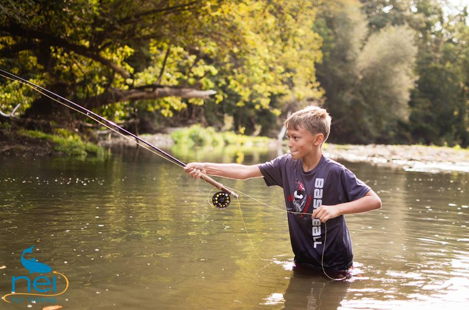 Northeast Iowa Fly Fishing: 1/2 DAY GUIDED FLY FISHING TRIPS