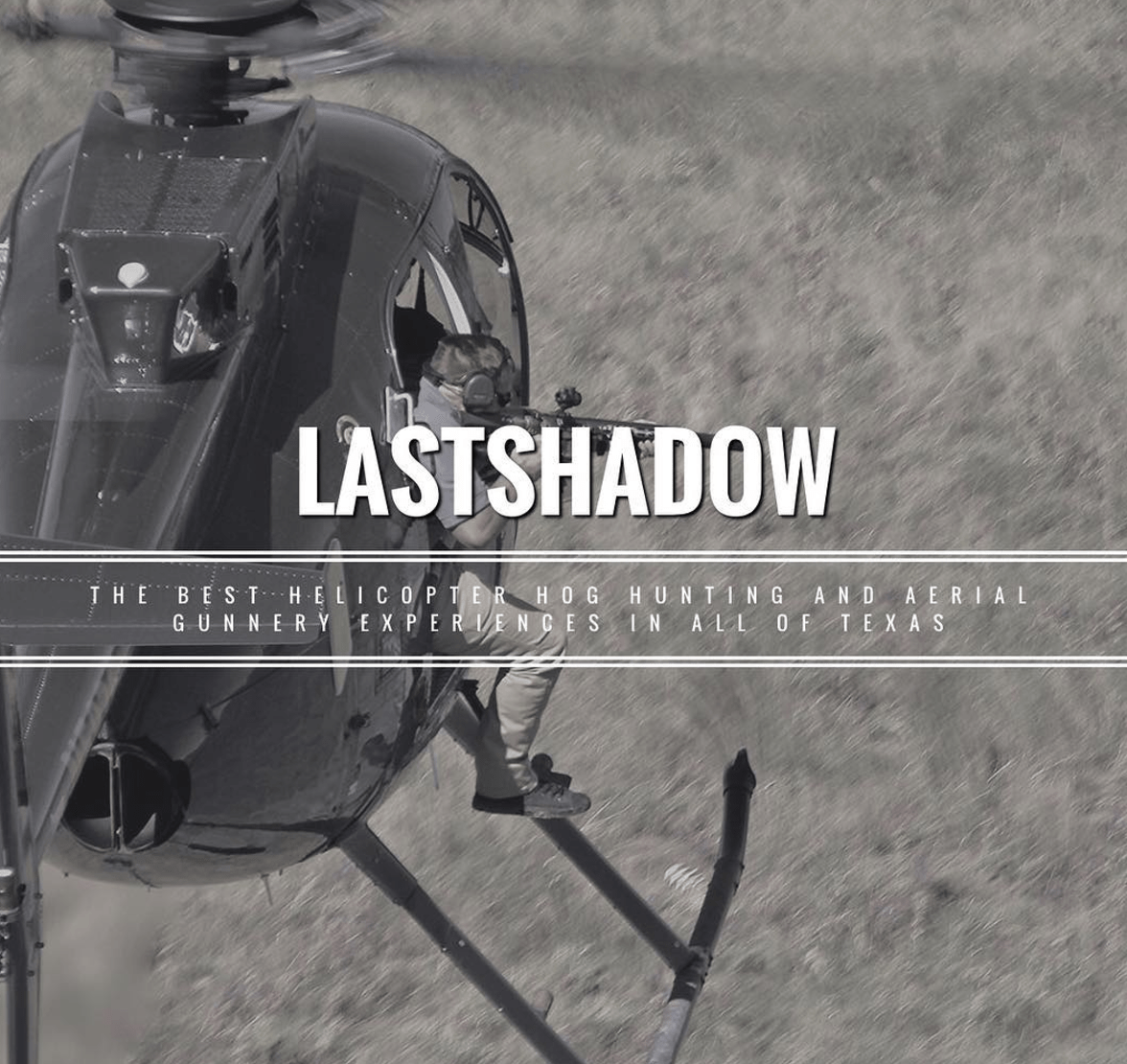 Last Shadow: Classic Helicopter Hog Hunt