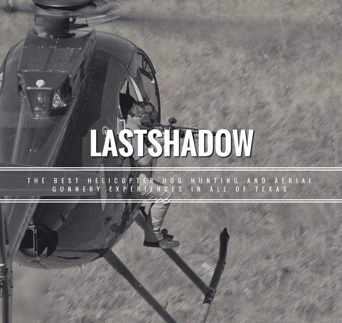 Last Shadow: Bow Fishing