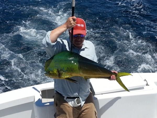 Marauder Sportfishing Charters: Half Day Trip