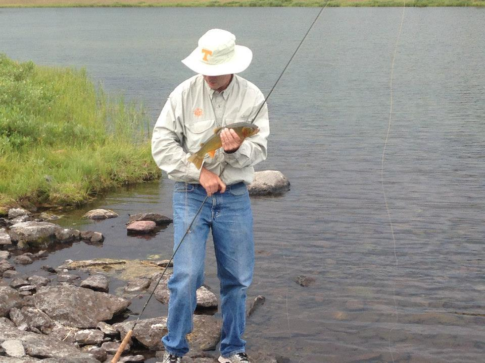 Cache Creek Outfitters: Walking / Wading Trips