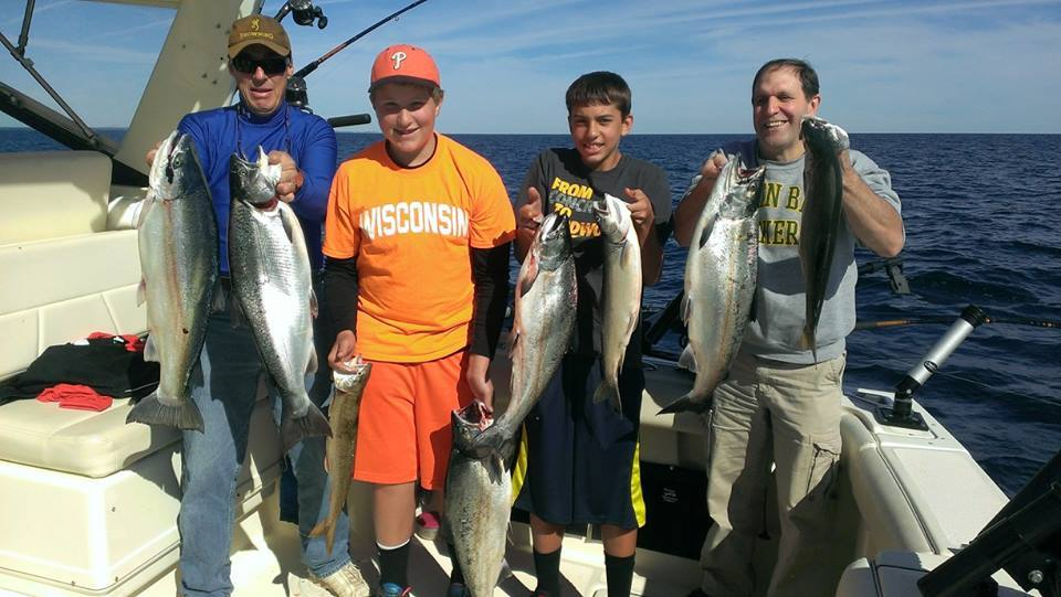 Reel Tuned In Sport Fishing Charters: Half Day Trips
