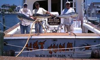 Hot Tuna Charters: Canyon 1-day