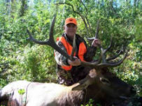 Bear Creek Hunting Adventures: Semi-Guided 5 Day Elk Hunt