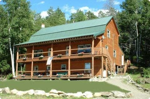 Wilderness Escape Outfitters: Cabin Rentals