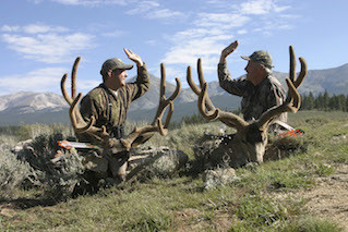 Aei Guide And Outfitter: Guided Mule Deer Hunt