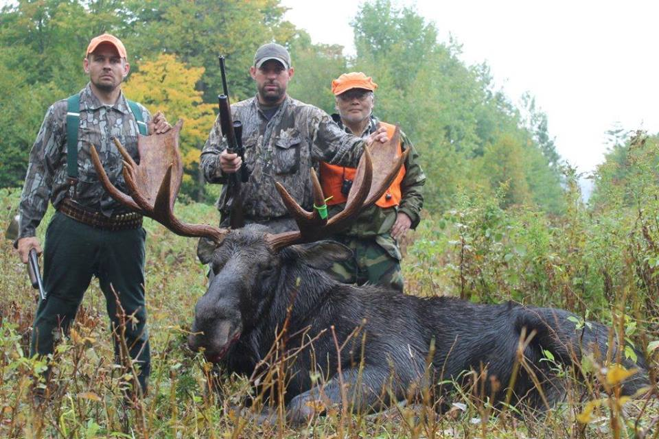 Mountain View Drifter Lodge & Outfitters: Moose Hunt