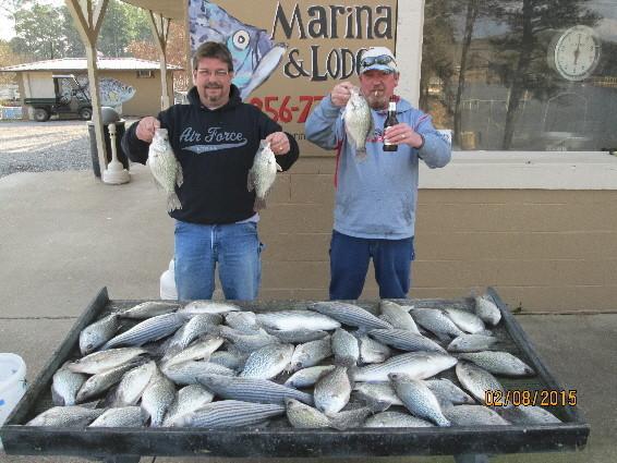 Mark Collins Guide Service: Crappie Fishing Trip