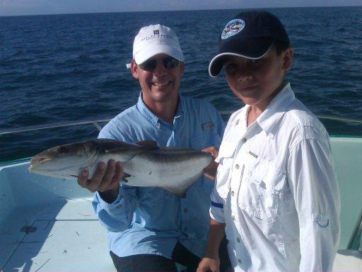 Tearin' Em Up Charters: 3/4 Day Fishing Trip