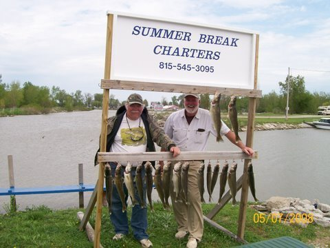 Summer Break Charters: Oak Harbor Fishing Trips