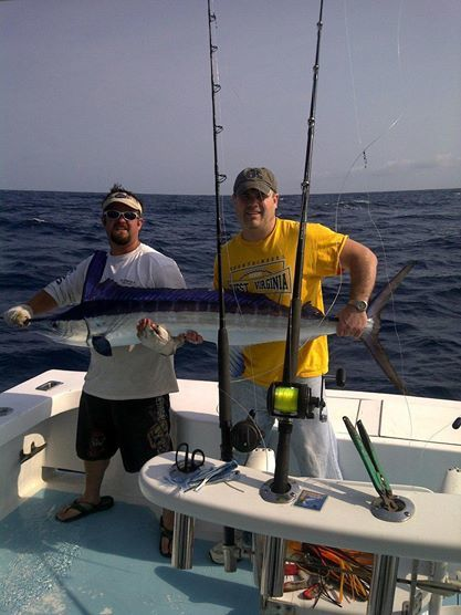 Matador Charters: Offshore Full Day