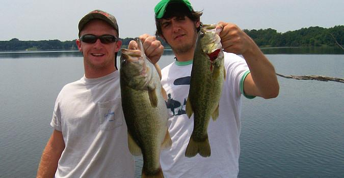 Haulin Bass Fishing Guide Service: Full Day Fishing Trip