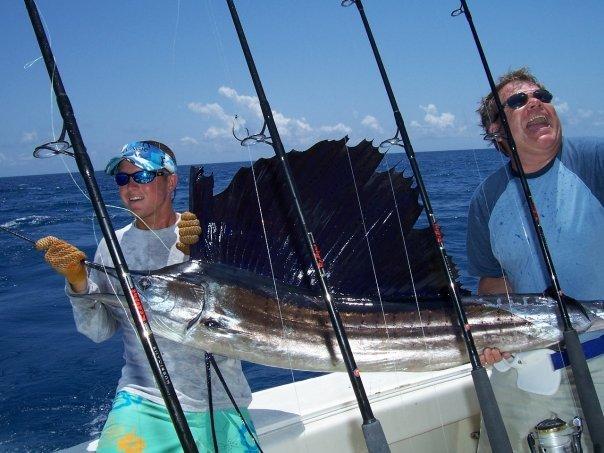 Tailwalker Charters: Tailwalker 1  Day Reef