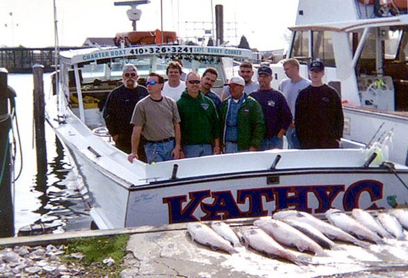 Bunky's Charter Boat's: Kathy C