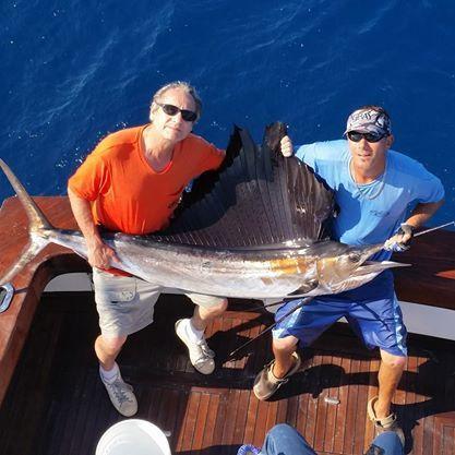Chelsea Charters Florida Keys: Swordfish Trips
