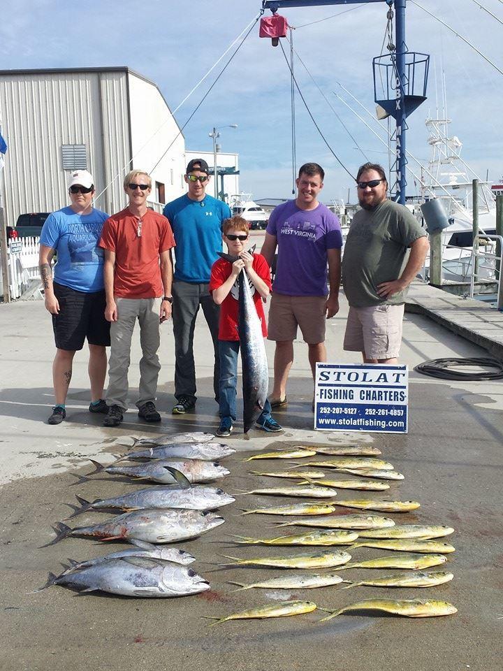 Stolat Fishing Charters: DEEP WATER BOTTOM & WRECK FISHING Trip