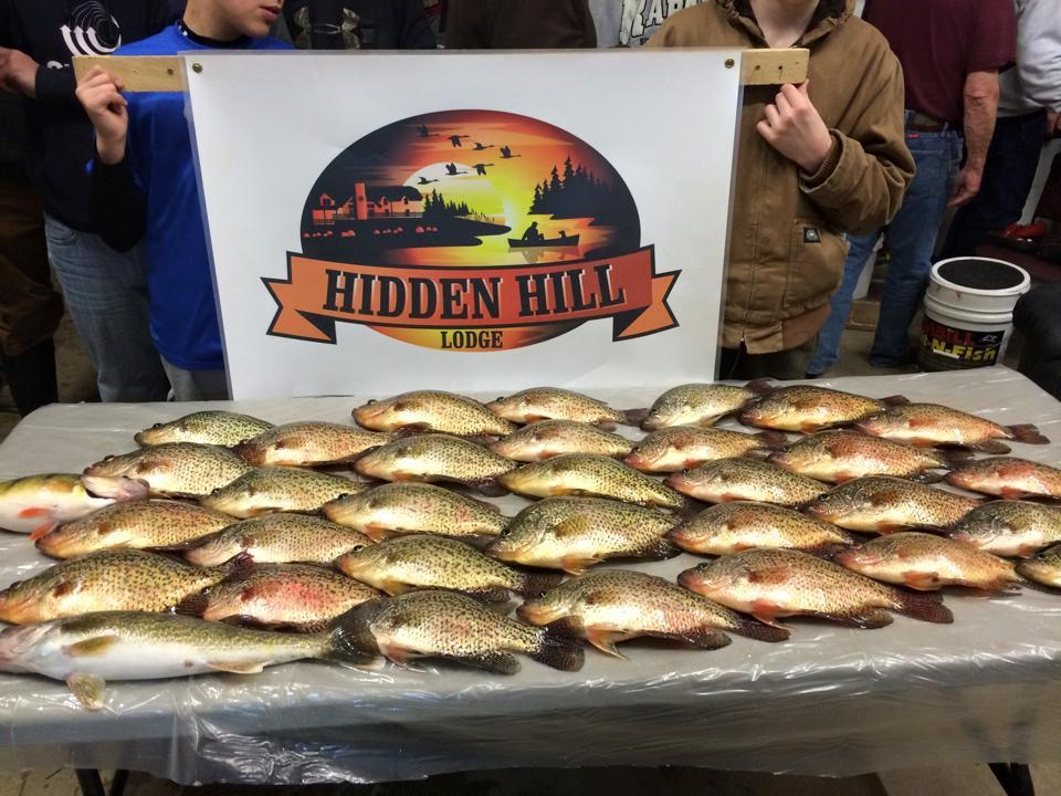 Hidden Hill Lodge: Fishing Packages