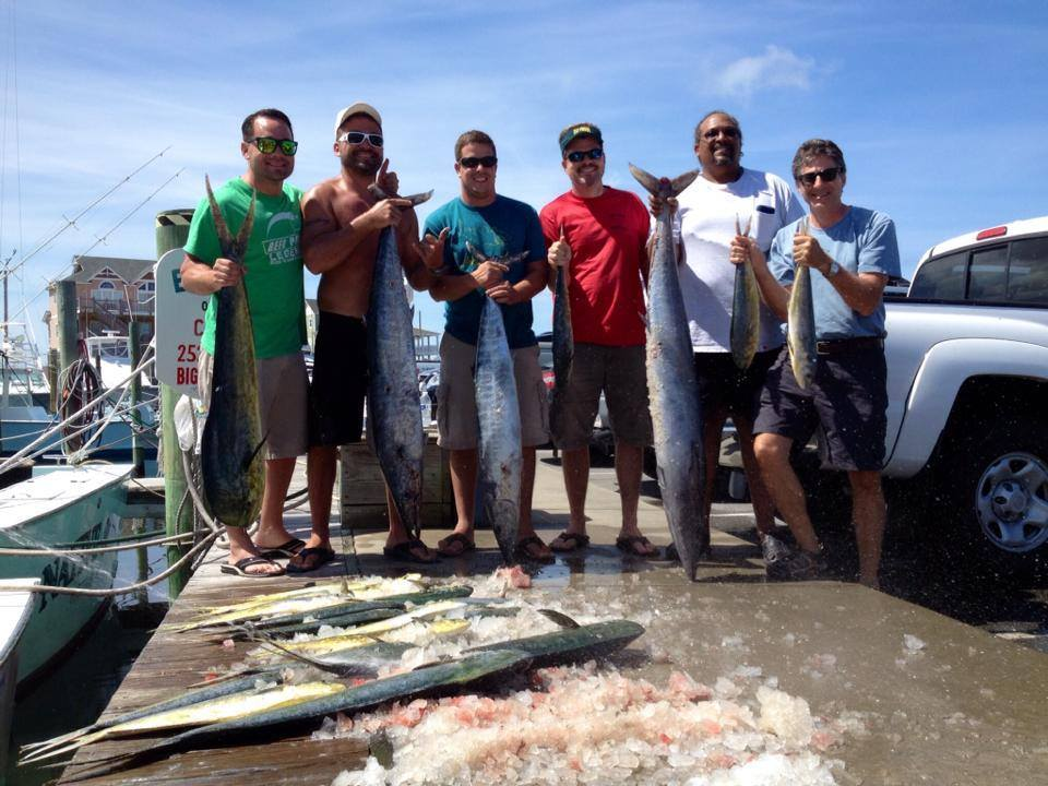 Big Eye Sportfishing: Gulf Stream Charter