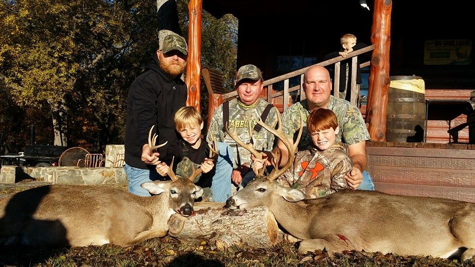 Manx Outfitters: Whitetail Trophy Kill Fees