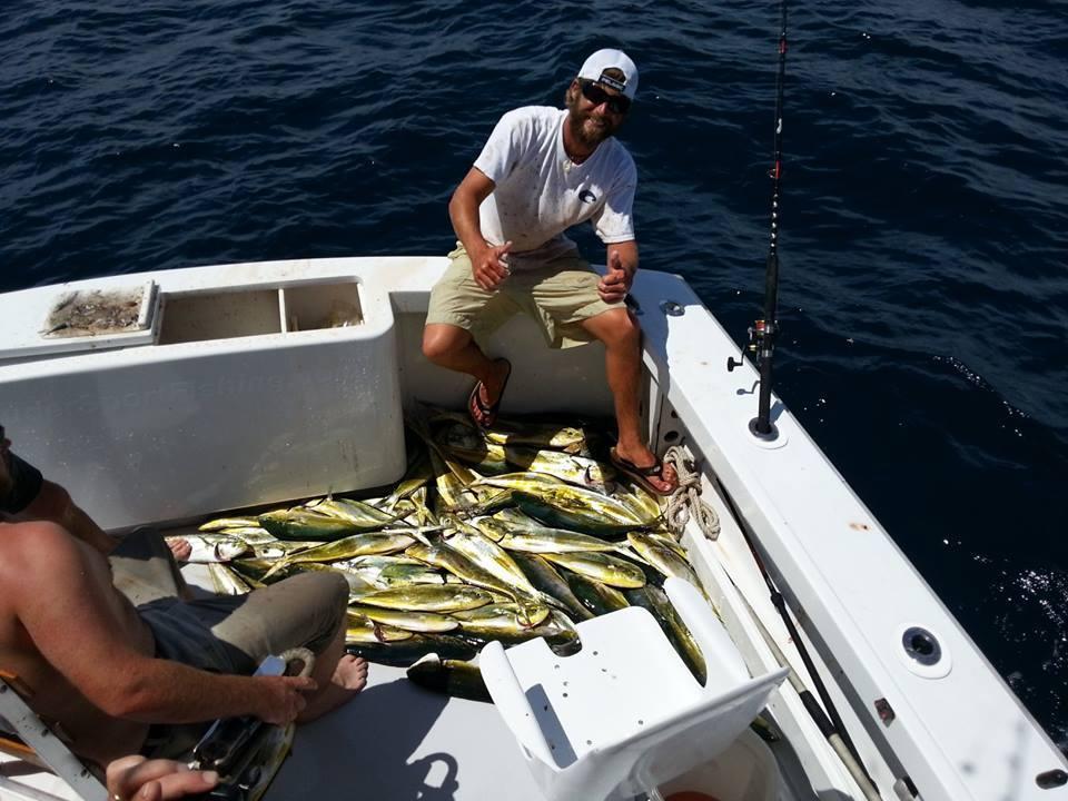 Marauder Sportfishing Charters: 3/4 Day Fishing Trip