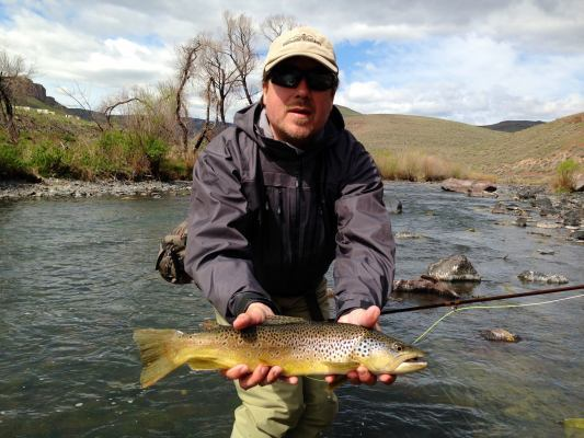 Deschutes River Anglers: Full Day Trip: Deschutes River