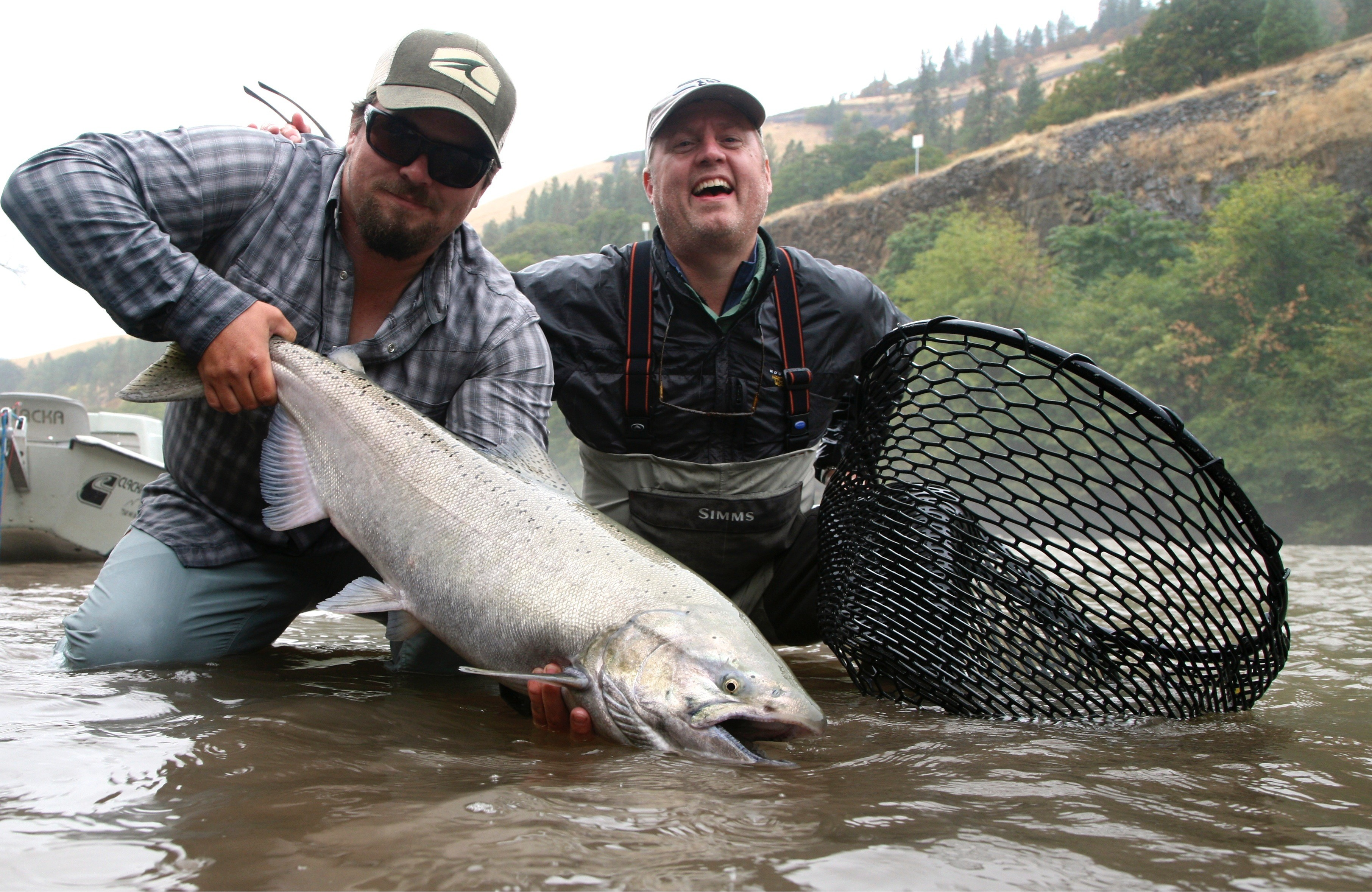 Agee Outfitting: Pacific Steelhead/Salmon