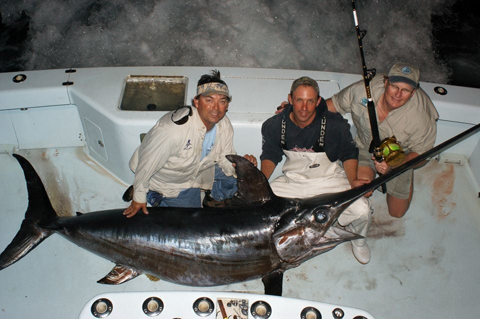 Miss Britt Charters: Fly Zone Approved Swordfishing Charter 8 Hr