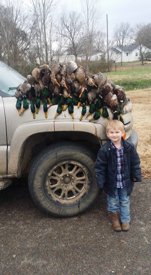 West Tennessee Outfitters: Waterfowl