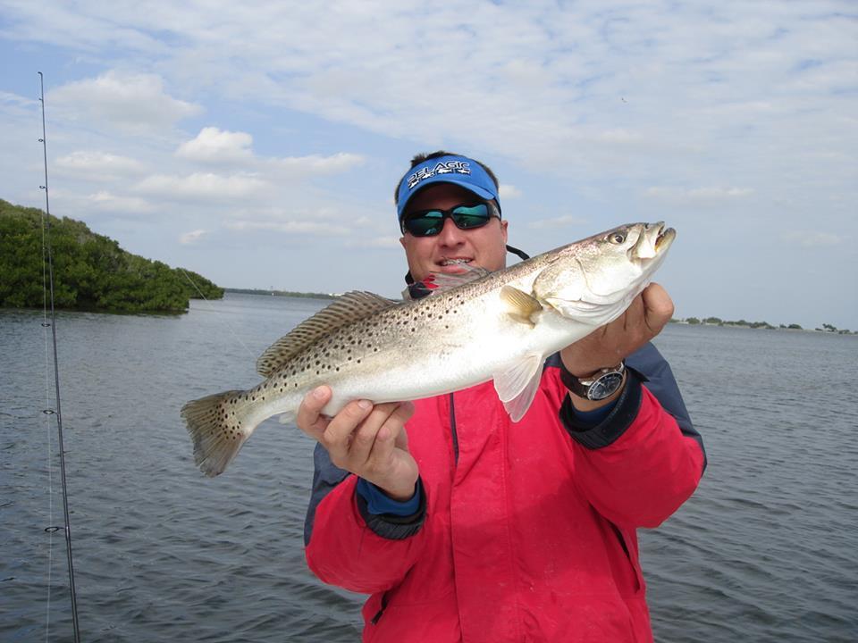 Captain Ryan Farner Fishing:  Tampa Bay Nearshore and Tarpon Fishing
