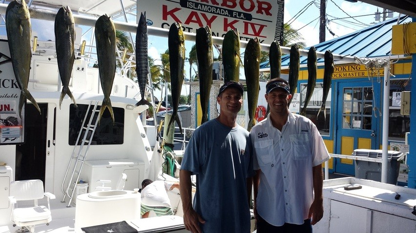Kay K Iv: 1/2 Day Fishing Trip