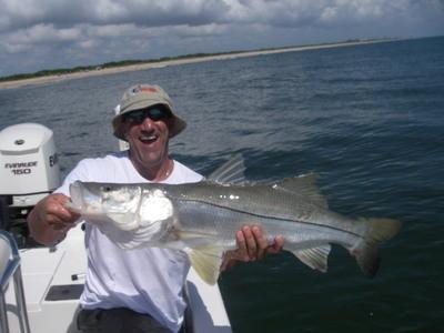 Ofishly Hooked Charters: 3/4 Day Fishing Trip