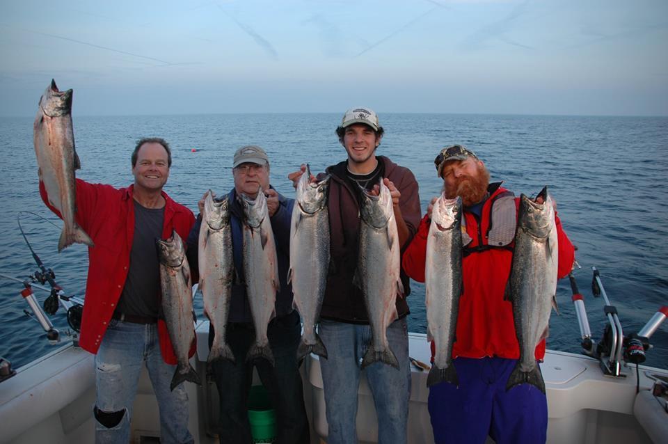 Blue Horizon Sport Fishing: Charters  Mon-Thur