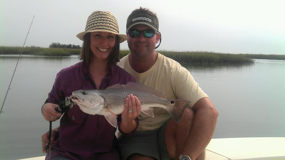Affinity Charters Fishing Guide: Bay Boat Fishing Trips