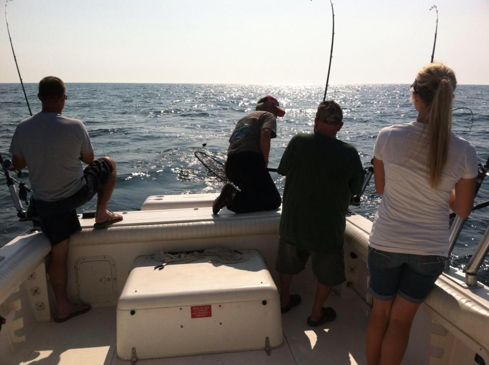 Something Catchy Charters: Walleye Drifting Charter