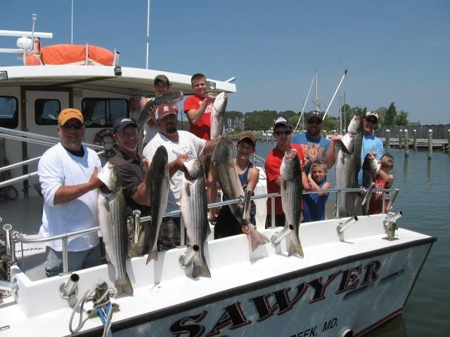 Sawyer Fishing Charters & Tours: Fishing Trips