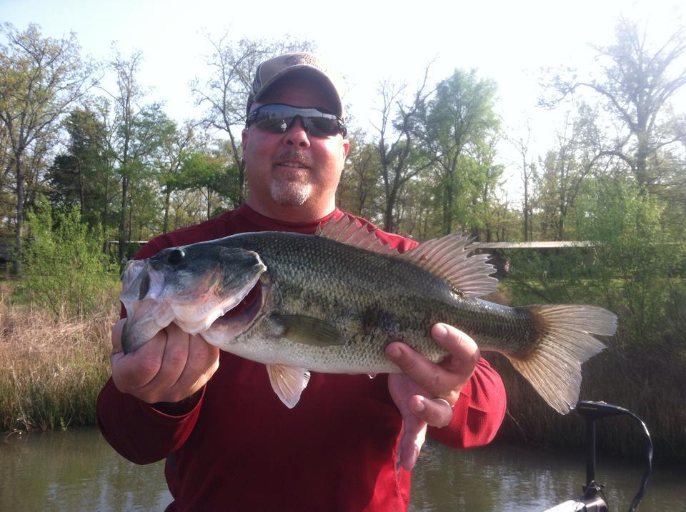 Lake Fork Bass Fishing With Pro Guide Marc Mitchell: Half Day Trip Extended