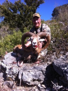 Jag Ranch: Iranian Red Sheep Hunt