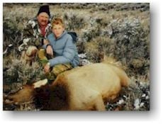 White Cloud Outfitters: Cow Elk Hunts