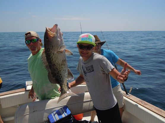 Mexico Beach Charters: Example Offshore