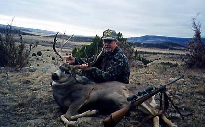 Pack N Horns: Mule Deer Hunt