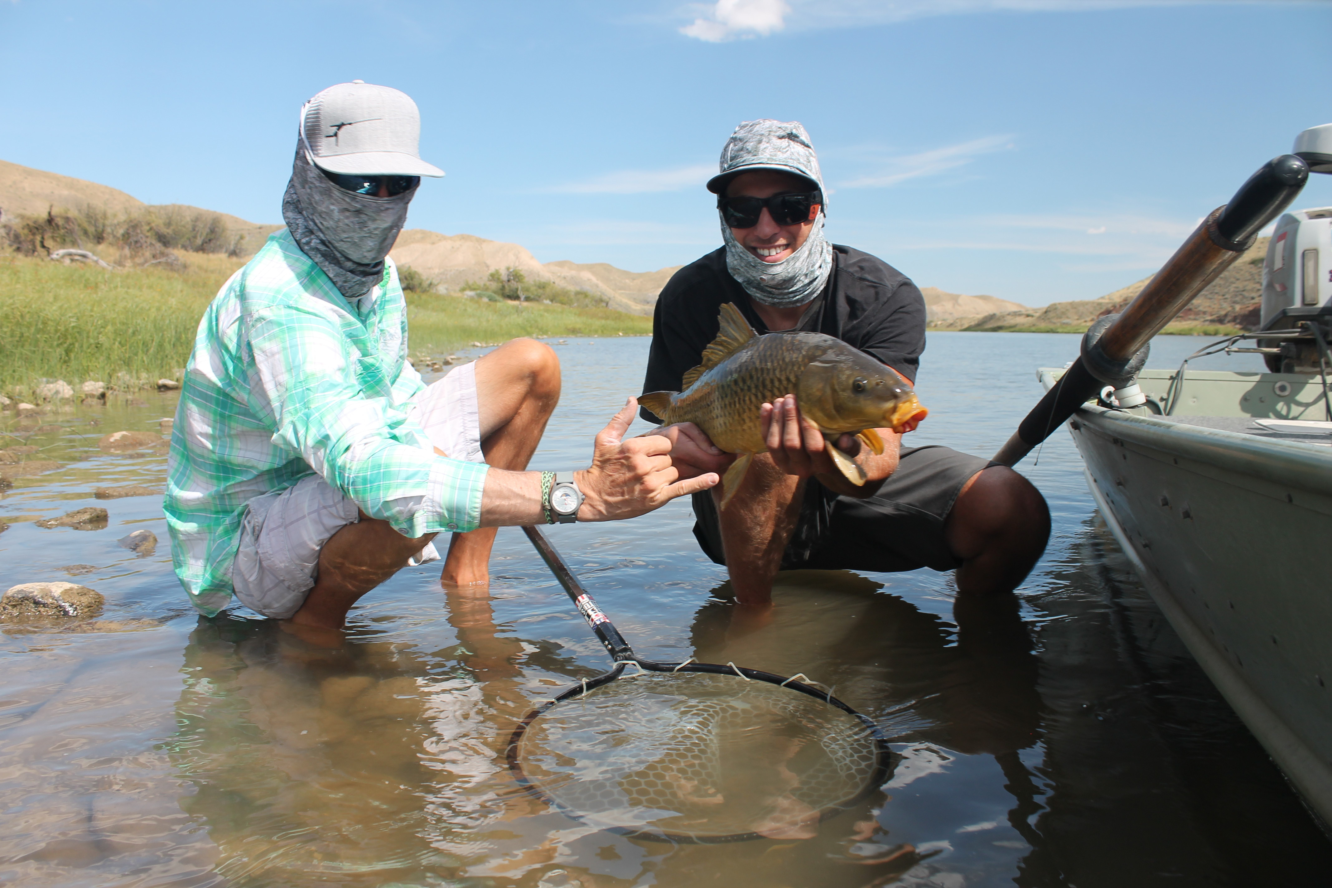 First Cast Outfitters: Carp on the Fly
